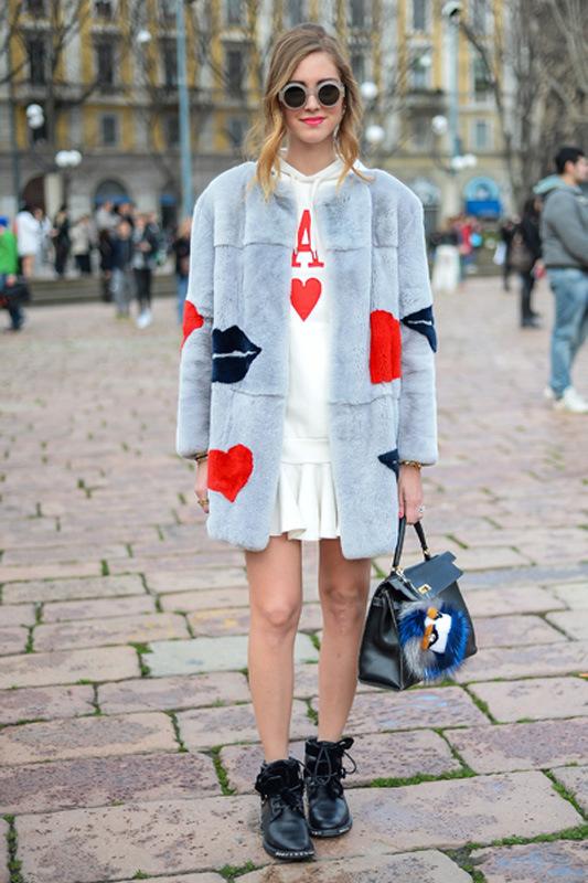 Street Snap Milan Fashion Week Morphologie Blog